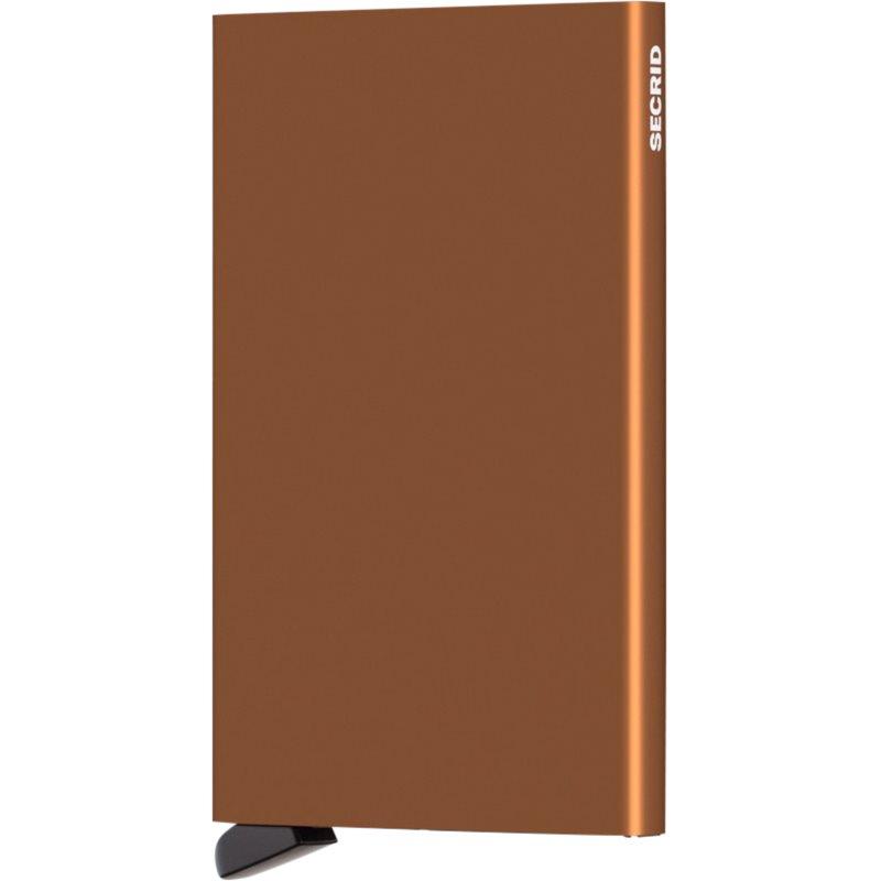 Secrid - aluminiums cardprotector fra secrid fra kaufmann.dk